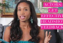 Get Effective Headshot Feedback at Workshops | Workshop Guru