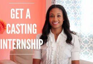 Build Relationships with a Casting Internship | Workshop Guru