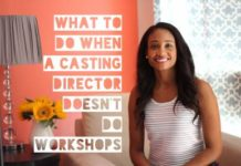 What To Do When A Casting Director Doesn't Do Workshops | Workshop Guru