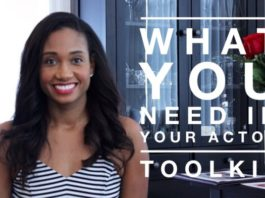 What You Need In Your Actor Toolkit | Acting Resource Guru
