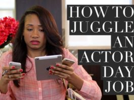 How To Juggle A Day Job With Your Acting Career | Acting Resource Guru