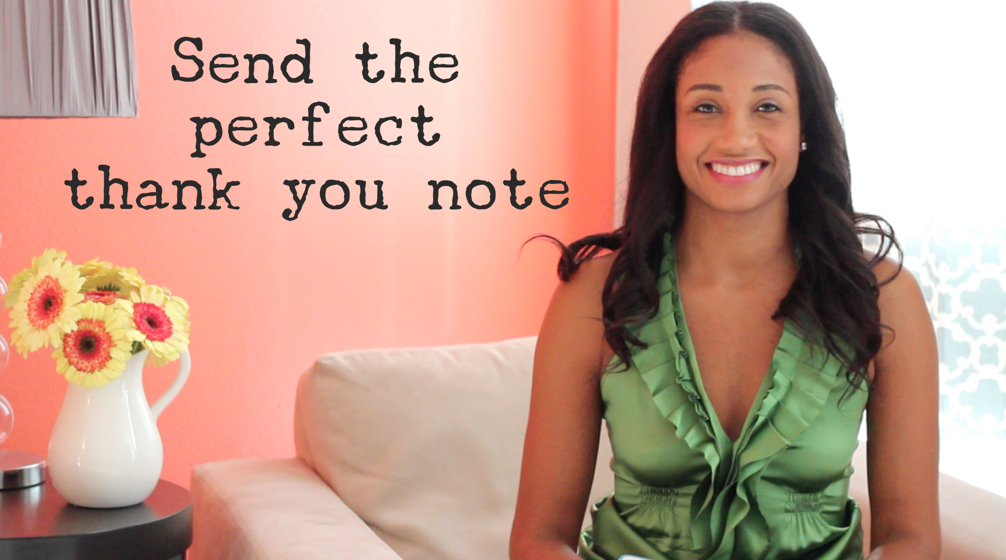 The Perfect Thank You | Workshop Guru