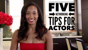 Five Networking Tips For Actors | Workshop Guru