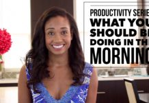 What You Should Be Doing In The Morning | #ProductivitySeries Vol. 4 | Workshop Guru