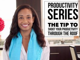 The Tip To Shoot Your Productivity Through The Roof | #ProductivitySeries Vol. 6 | Workshop Guru