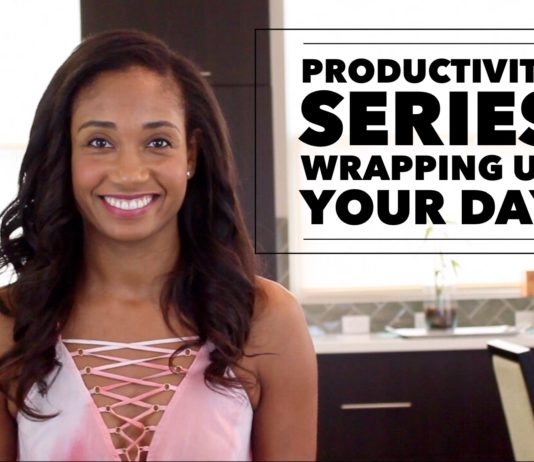 How To Wrap Up Your Day As An Actor | #ProductivitySeries Vol. 5 | Workshop Guru