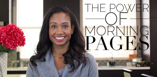 The Power of Morning Pages   Workshop Guru