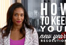 How To Keep Your New Year's Resolutions | Workshop Guru