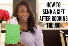 How To Send A Gift After You Book A Job | Workshop Guru