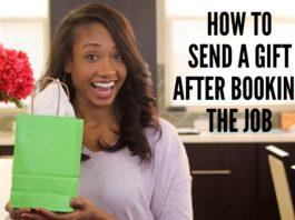 How To Send A Gift After You Book A Job   Workshop Guru