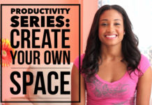 Create Space For Your Work | #ProductivitySeries Vol. 1 | Workshop Guru