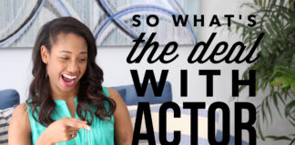 So What's The Deal With Actor Websites? | Workshop Guru