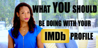 What You Should Be Doing With Your IMDb Profile | Workshop Guru