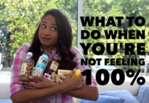 What To Do When You're Just Not Feeling 100% | Workshop Guru