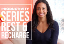 Rest and Recharge | #ProductivitySeries Vol. 3 | Workshop Guru