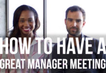 How To Have A Great Manager Meeting | #ManagerSeries Vol. 2 | Workshop Guru