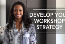 Develop Your Workshop Strategy | Workshop Guru