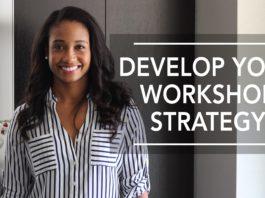 Develop Your Workshop Strategy   Workshop Guru