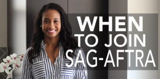 When Is The Right Time To Join SAG-AFTRA? | Workshop Guru