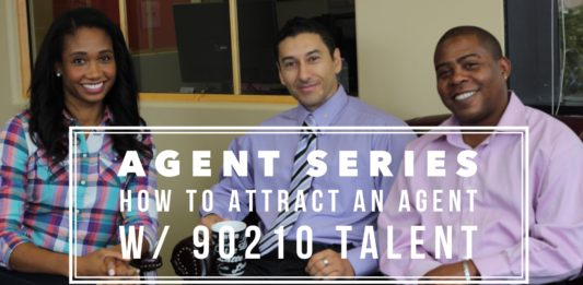 How To Attract An Agent   #AgentSeries Vol. 1   Workshop Guru