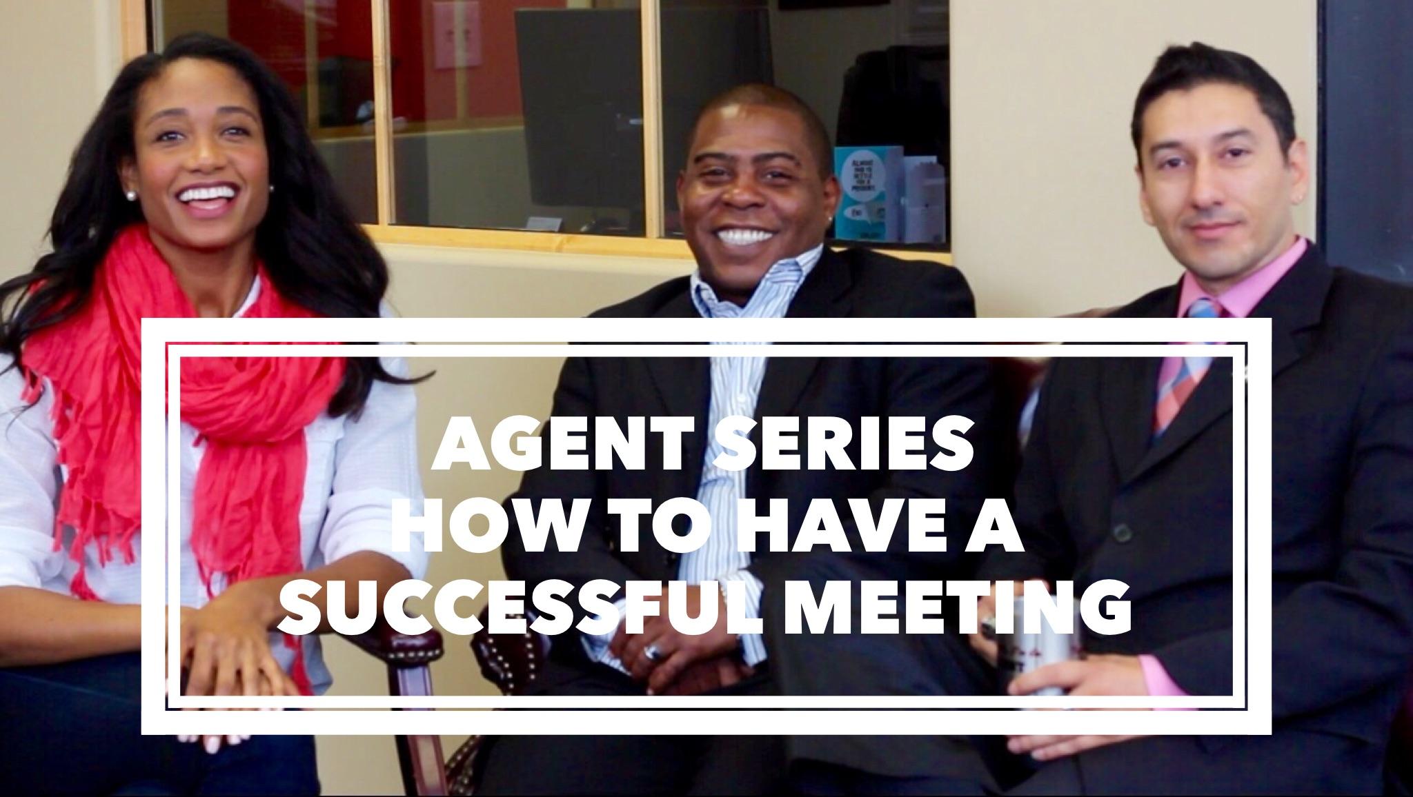 How To Have A Successful Meeting | #AgentSeries Vol. 2 | Workshop Guru
