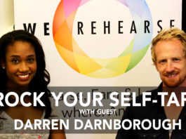 The Secrets To Putting Yourself On Tape (with guest Darren Darnborough from We Rehearse!) | Workshop Guru