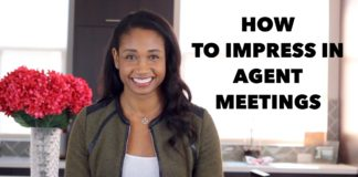 How to Impress in Agent or Manager Meetings | Workshop Guru