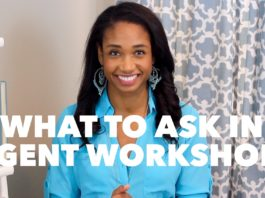 What To Ask In Agent or Manager Workshops | Workshop Guru