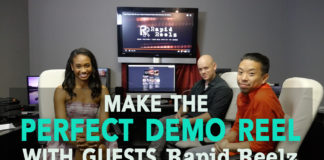 Making The Perfect Demo Reel (with special guests from Rapid Reelz!) | Workshop Guru