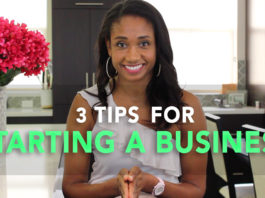 3 Tips For Starting a Business | Workshop Guru