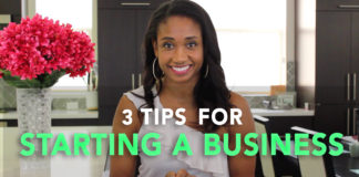 3 Tips For Starting a Business | Workshop Guru