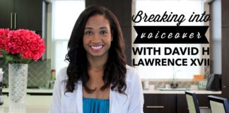 Breaking Into Voiceover (with guest David H. Lawrence XVII!) | Workshop Guru