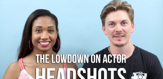 The Lowdown On Actor Headshots (with guests from The Headshot Truck!) | Workshop Guru