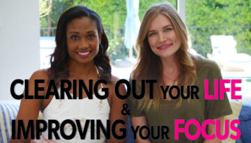 Clearing Out Your Life & Improving Your Focus (with guest Kym Jackson!)   Workshop Guru