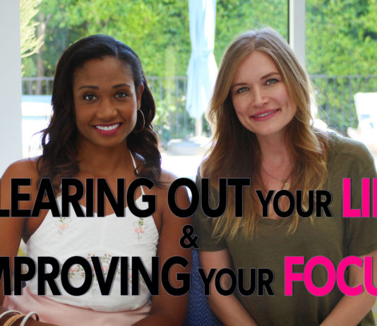 Clearing Out Your Life & Improving Your Focus (with guest Kym Jackson!) | Workshop Guru