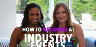 How To Network Effectively At Hollywood Industry Events (with guest Kym Jackson!) | Workshop Guru