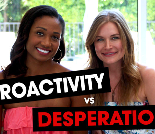 Productivity vs Desperation As An Actor (with guest Kym Jackson!) | Workshop Guru
