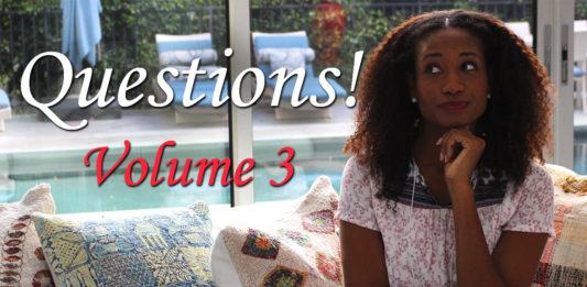Answering Your Questions! Volume 3   Workshop Guru