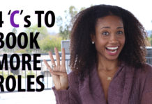 Four 'C's To Help You Book More Roles | Workshop Guru