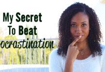 My Secret To Beat Procrastination | Workshop Guru