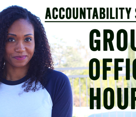 Time For Group Office Hours! | #AccountabilitySeries Vol. 3 | Workshop Guru