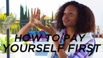 How To Pay Yourself First As An Actor   Workshop Guru