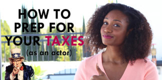 How to Prep For Your Taxes as an Actor | Workshop Guru