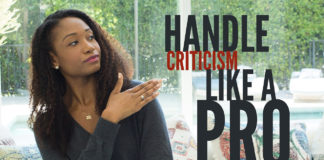 How To Handle Criticism Like A Pro | Acting Resource Guru