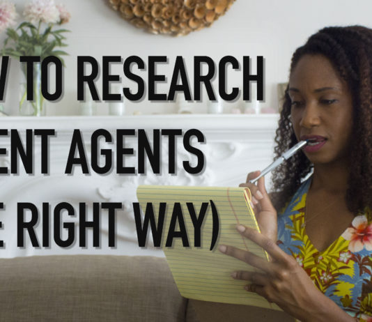 How To Research Talent Agents (the right way!) | Acting Resource Guru