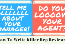 How To Write KILLER Reviews (and win prizes in the process!) | Acting Resource Guru
