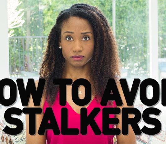 How To Avoid Stalkers | Acting Resource Guru