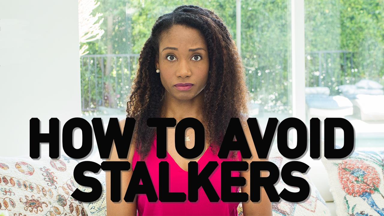 How To Avoid Stalkers   Acting Resource Guru