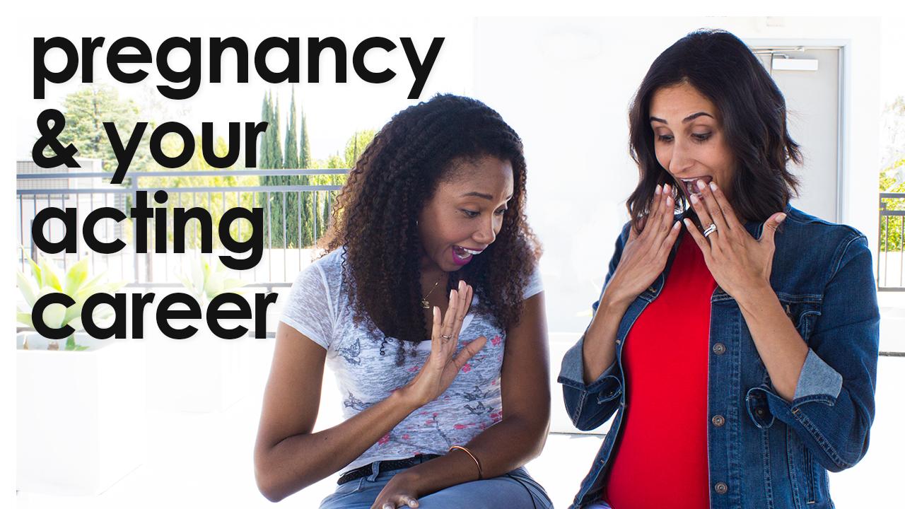 Pregnancy And Your Acting Career   Acting Resource Guru