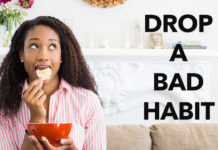 Three Tips For Dropping A Bad Habit! | Acting Resource Guru